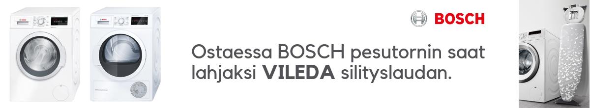 Bosch pesutornin Vileda