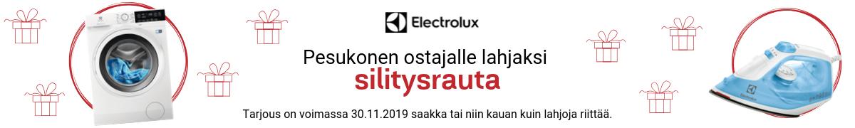 Lahjana Electrolux EDB1730 silitysrauta