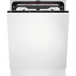 AEG FSE74718P, Integroitavat kodinkoneet , Integroitavat astianpesukoneet, Täysin integroitavat astianpesukoneet 60 cm