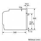 Bosch HMG8764C7, Integroitavat kodinkoneet , Integroitavat uunit, Pyrolyysiuunit